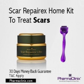 Scar Repairing Kit To Treat Scars